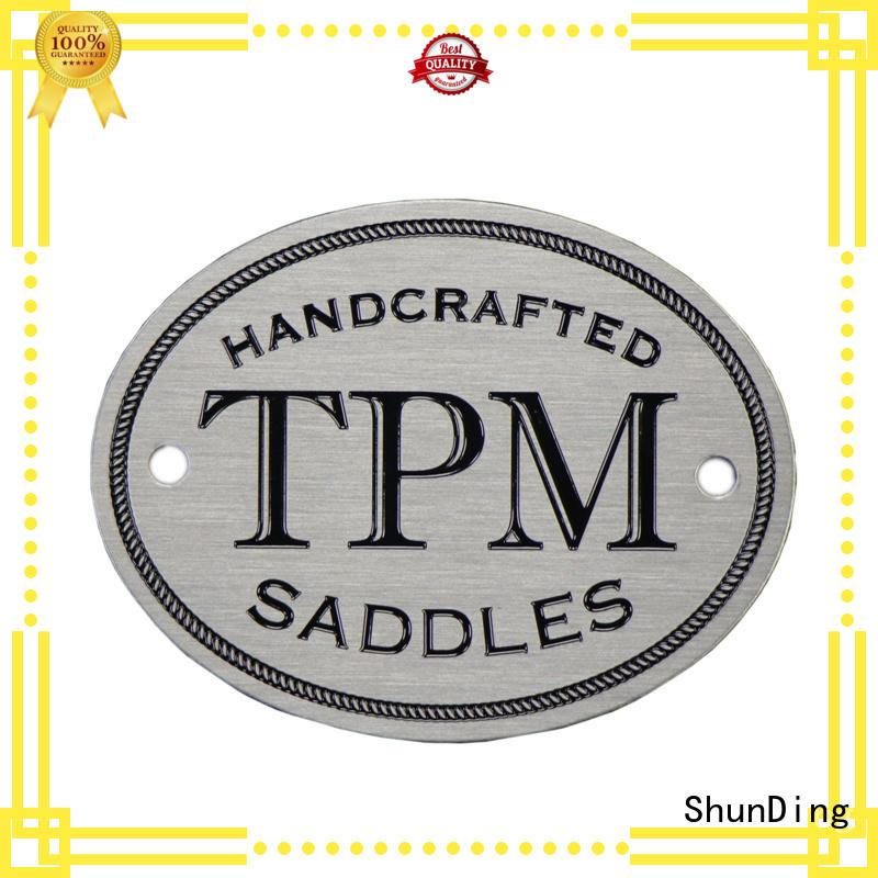 durable desk name plaques exquisite directly sale for souvenir