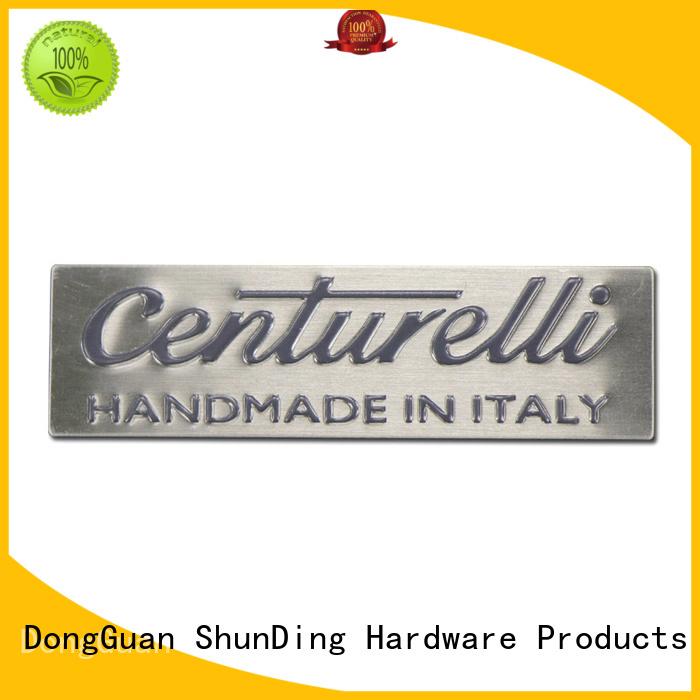 ShunDing filled custom barcode labels bulk production for identification