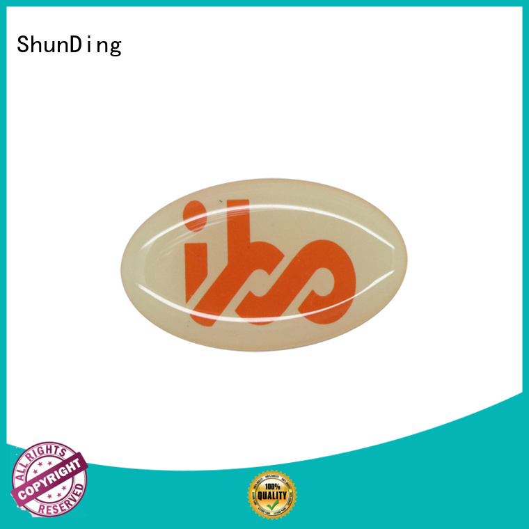 quality metal nameplates anodized supply for meeting