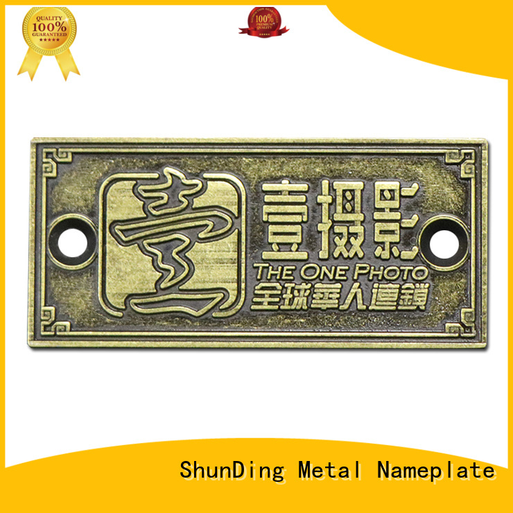 reliable name plaques domed directly sale for souvenir