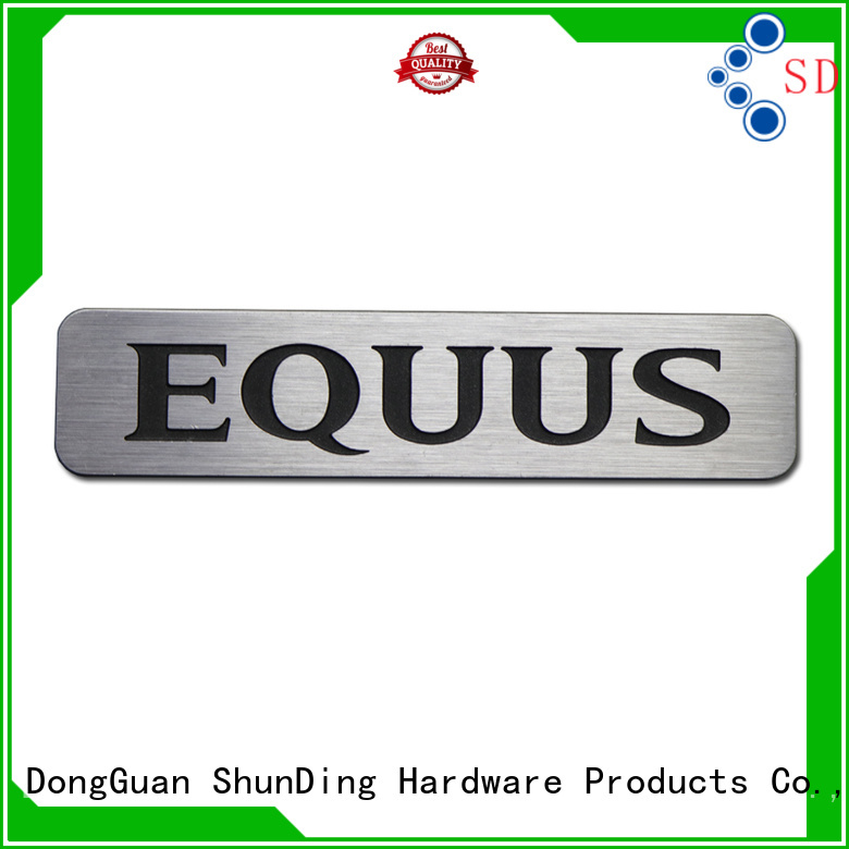 ShunDing new-arrival custom name tags inquire now for identification