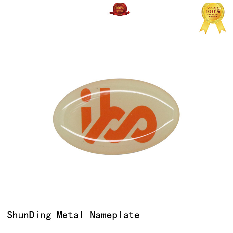 magnificent metal nameplates anodized supply for staff