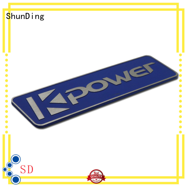 high-quality custom name tags 3d directly sale for identification
