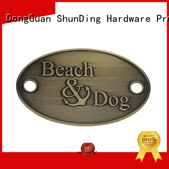 high-quality office name plates luxury with cheap price for souvenir