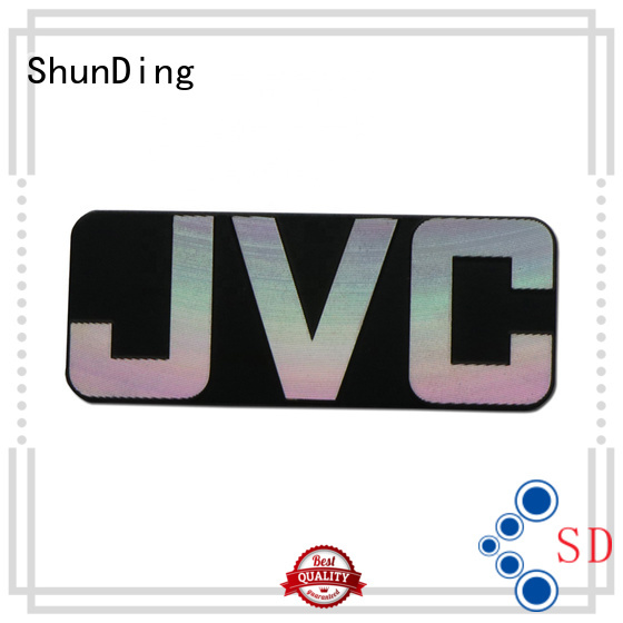 hot-sale table name plate anodized factory price for souvenir