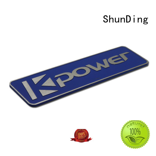 ShunDing brushing desk name plaques inquire now for meeting