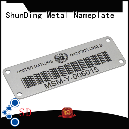 ShunDing magnificent barcode label order now for meeting