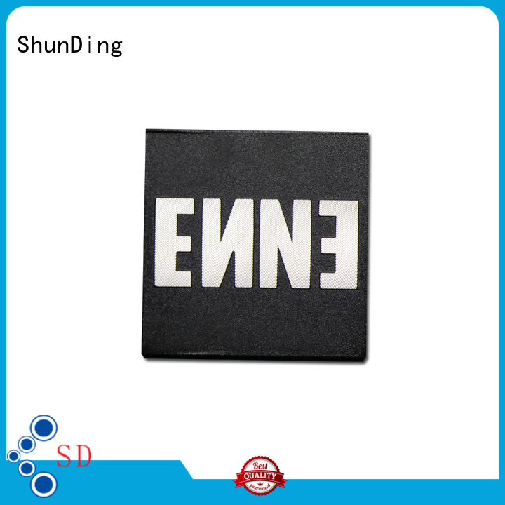 ShunDing high-quality custom name plates from China for staff