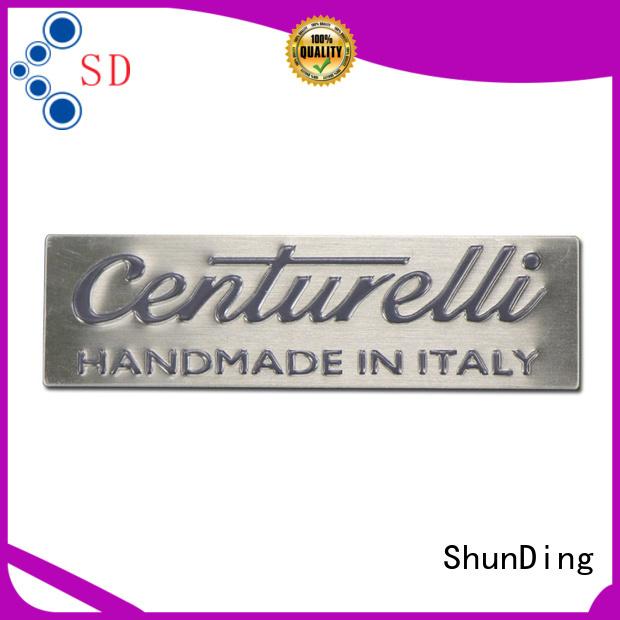 ShunDing fine- quality steel label free design for meeting