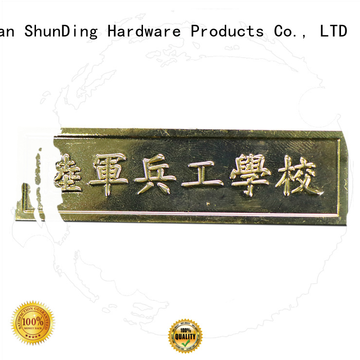 fine- quality table name plate domed with good price for meeting